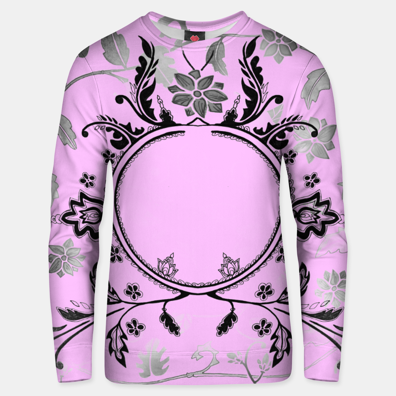 Image of Sweater Pattern Emily Nayhree Dawson Art - Live Heroes