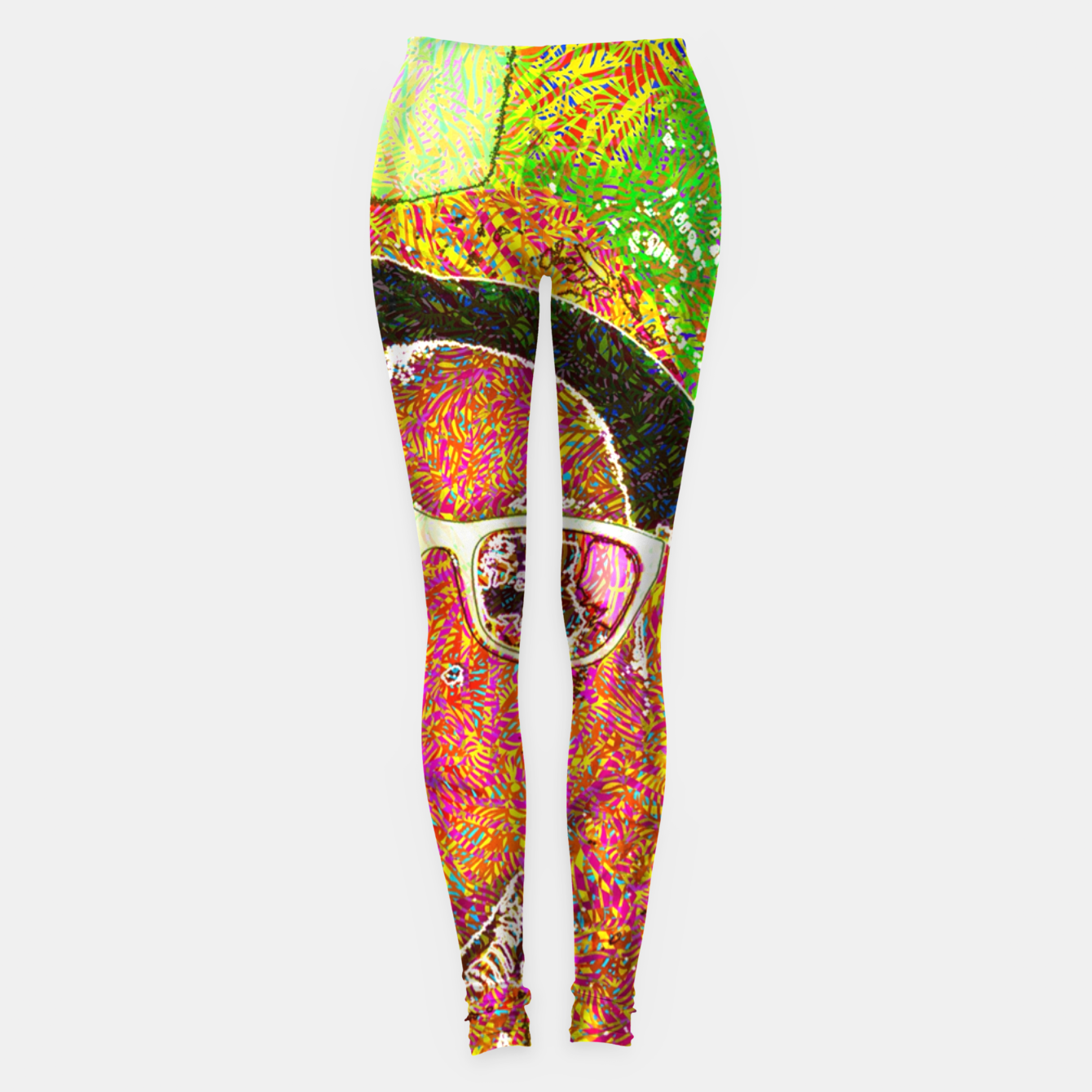 Image of Megaloop Leggings - Live Heroes