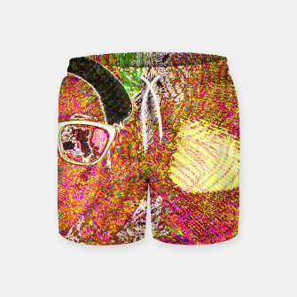 Thumbnail image of Megaloop Swim Shorts, Live Heroes