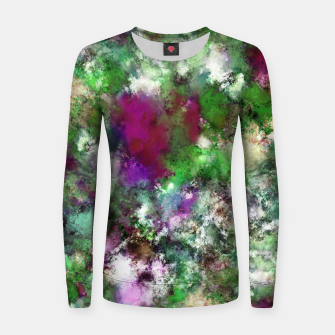 Thumbnail image of The visit Women sweater, Live Heroes