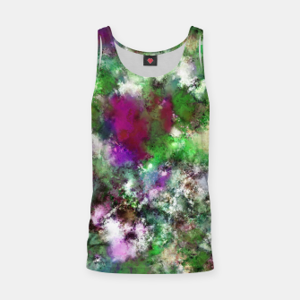 Thumbnail image of The visit Tank Top, Live Heroes