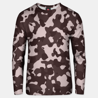 Thumbnail image of Camouflage Marron Unisex pull, Live Heroes