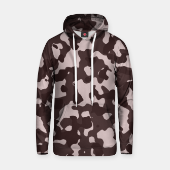 Thumbnail image of Camouflage Marron Sweat à capuche , Live Heroes