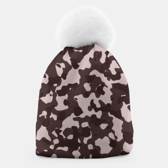 Thumbnail image of Camouflage Marron Bonnet, Live Heroes