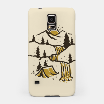 Thumbnail image of Hidden Paradise Samsung Case, Live Heroes