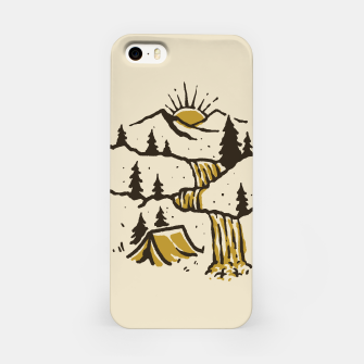 Thumbnail image of Hidden Paradise iPhone Case, Live Heroes