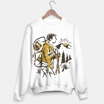 Miniatur Hiker Sweater regular, Live Heroes