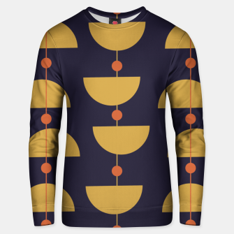 Thumbnail image of Mid century modern abstract pattern Unisex sweater, Live Heroes