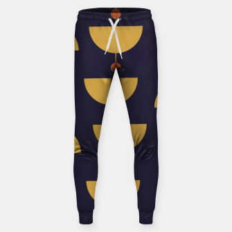 Thumbnail image of Mid century modern abstract pattern Sweatpants, Live Heroes