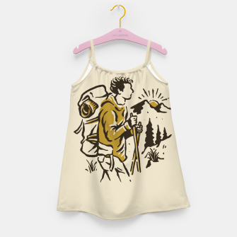 Miniatur Hiker Girl's dress, Live Heroes