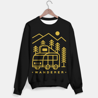 Miniature de image de Wanderer Sweater regular, Live Heroes