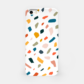 Thumbnail image of Terrazzo iPhone Case, Live Heroes
