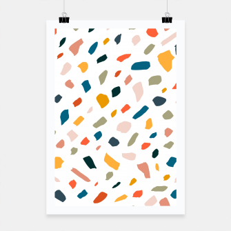 Thumbnail image of Terrazzo Poster, Live Heroes