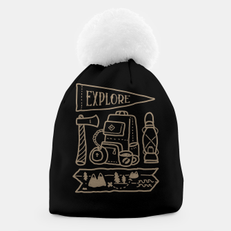 Thumbnail image of Explore Beanie, Live Heroes