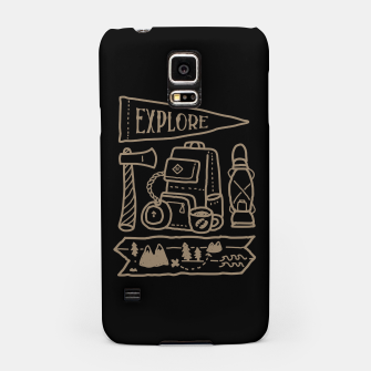 Thumbnail image of Explore Samsung Case, Live Heroes