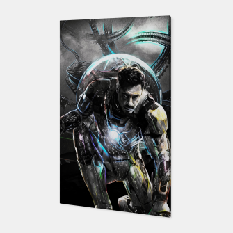Thumbnail image of Infinit Sentiment Canvas, Live Heroes