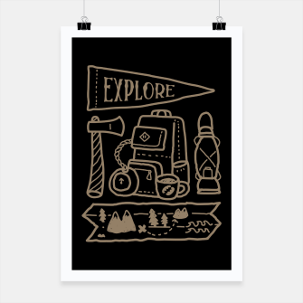 Thumbnail image of Explore Poster, Live Heroes