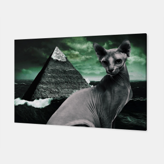 Thumbnail image of Sphynx God Canvas, Live Heroes