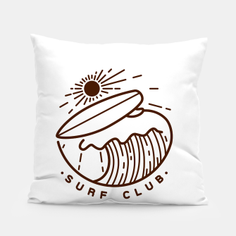 Surf Club Pillow thumbnail image