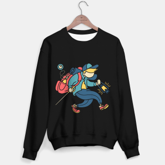 Miniatur Happy Hiker Sweater regular, Live Heroes