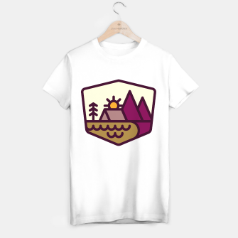 Miniatur Nature Lover T-shirt regular, Live Heroes