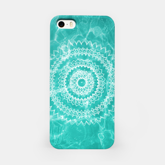 Miniaturka Pool Dream Mandala #1 #water #boho #decor #art  iPhone-Hülle, Live Heroes