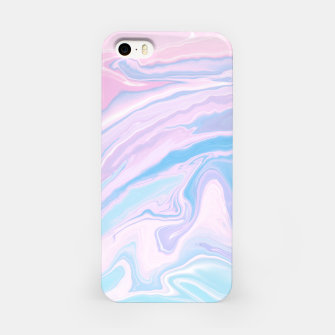 Miniaturka Pastel Unicorn Marble Dream #1 #pastel #decor #art iPhone-Hülle, Live Heroes
