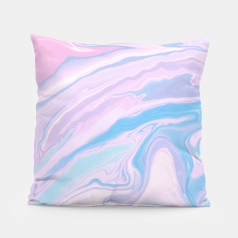 Miniaturka Pastel Unicorn Marble Dream #1 #pastel #decor #art Kissen, Live Heroes