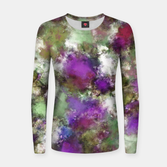 Thumbnail image of Threshold Women sweater, Live Heroes