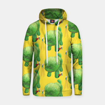 Thumbnail image of Topiary Dog Hoodie, Live Heroes