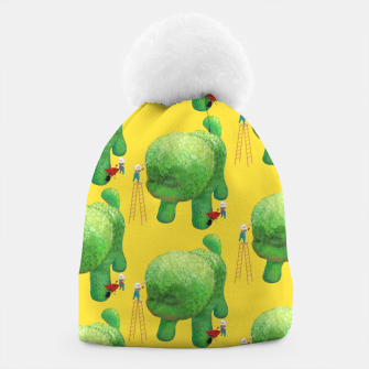 Thumbnail image of Topiary Dog Beanie, Live Heroes