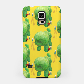 Thumbnail image of Topiary Dog Samsung Case, Live Heroes