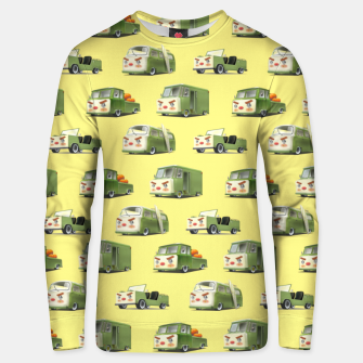 Thumbnail image of Cars Unisex sweater, Live Heroes