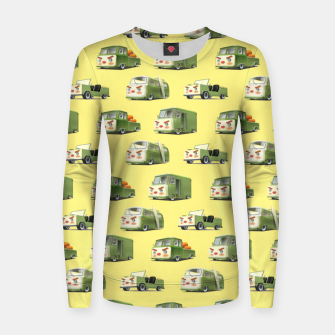 Thumbnail image of Cars Women sweater, Live Heroes