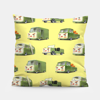 Thumbnail image of Cars Pillow, Live Heroes