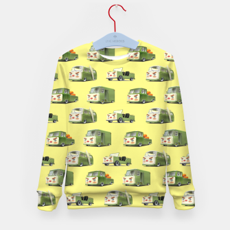 Thumbnail image of Cars Kid's sweater, Live Heroes