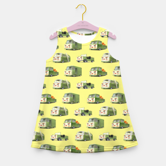 Thumbnail image of Cars Girl's summer dress, Live Heroes