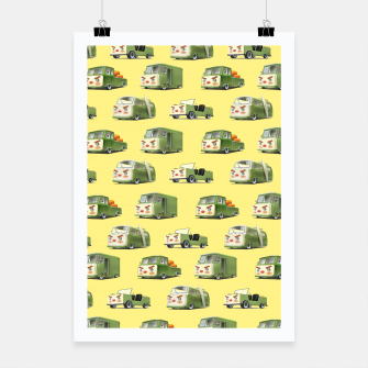 Thumbnail image of Cars Poster, Live Heroes