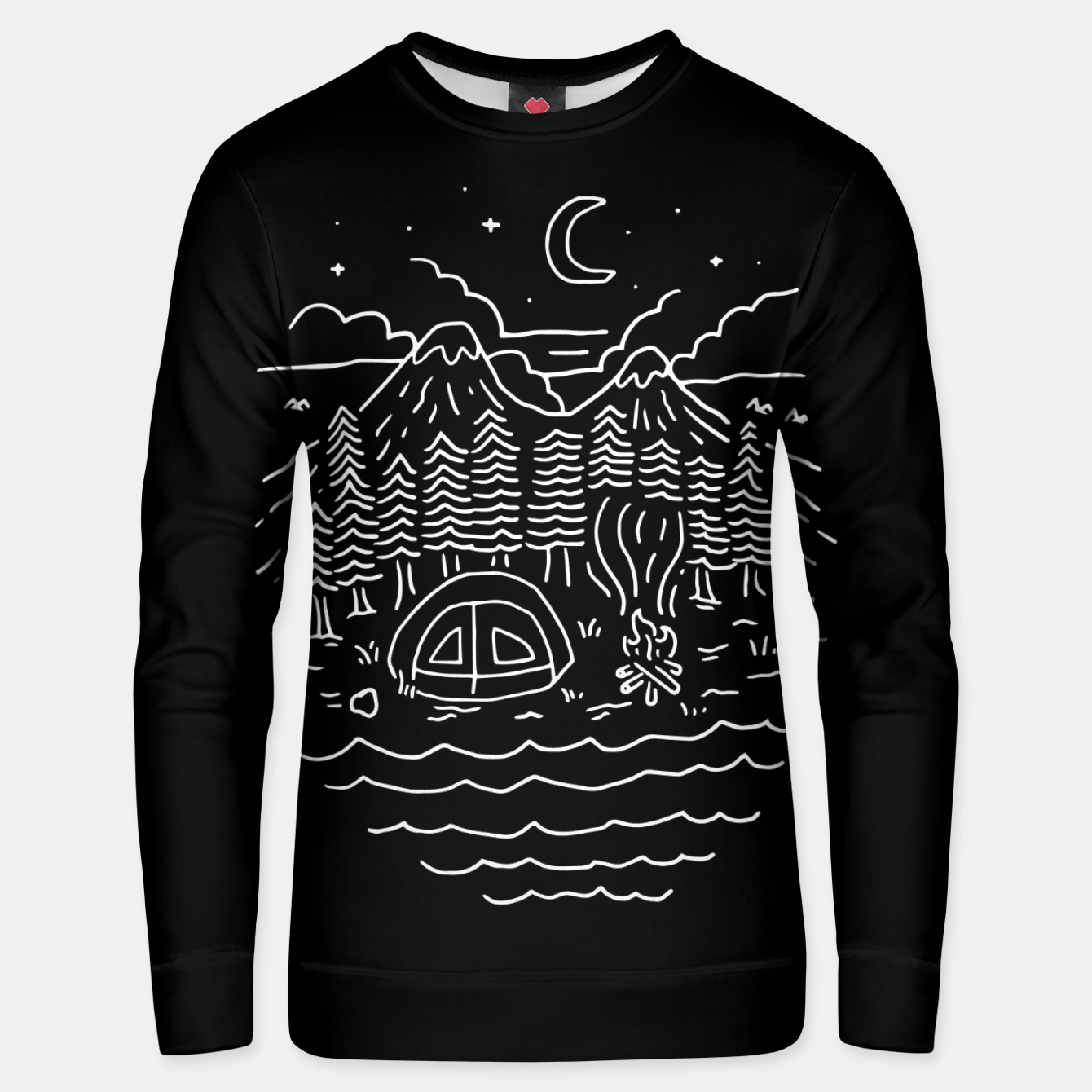 Foto The Great Outdoors Unisex sweater - Live Heroes