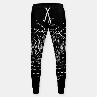 Miniatur The Great Outdoors Sweatpants, Live Heroes