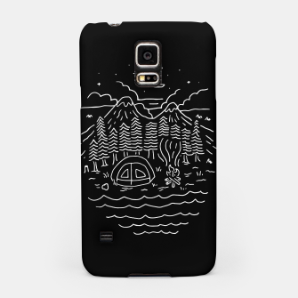 The Great Outdoors Samsung Case Bild der Miniatur