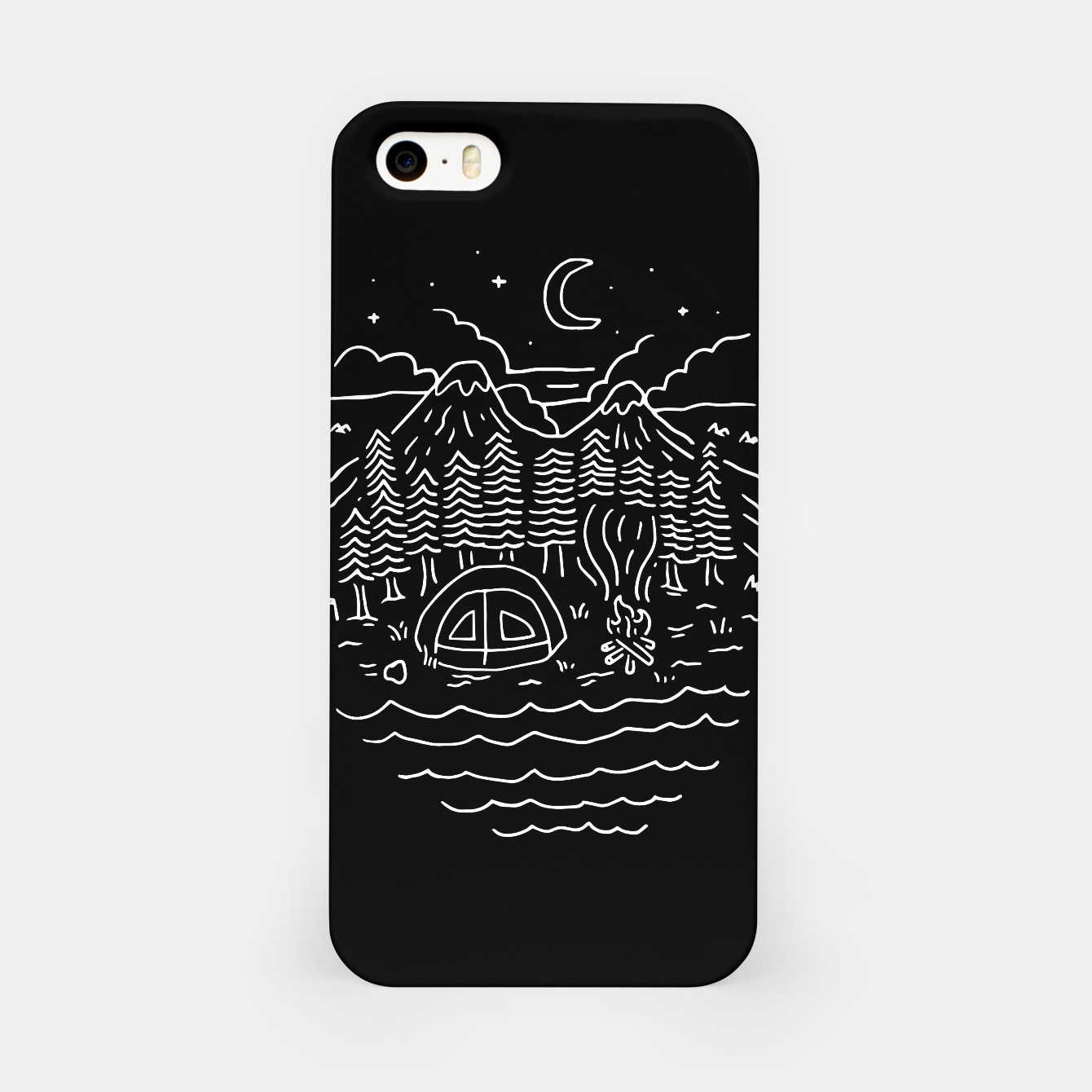 Foto The Great Outdoors iPhone Case - Live Heroes