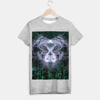 Thumbnail image of Ice Flame Matrix T-shirt regular, Live Heroes