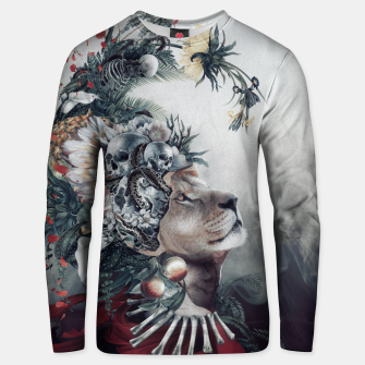 Thumbnail image of Lion Unisex sweater, Live Heroes