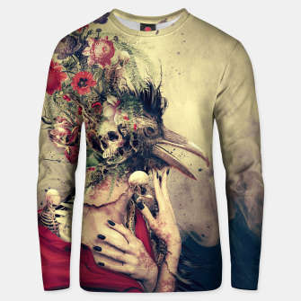Thumbnail image of Raven Unisex sweater, Live Heroes