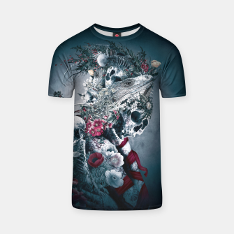 Lizard Dark T-shirt thumbnail image