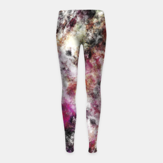 Thumbnail image of Rescue Girl's leggings, Live Heroes