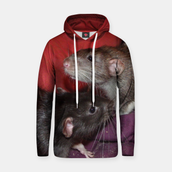 Thumbnail image of Dumbo rat brothers hoody, Live Heroes