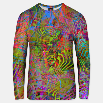 New Year's Vibrations Unisex sweater thumbnail image