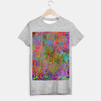 New Year's Vibrations T-shirt regular Bild der Miniatur